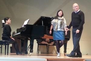 The Lieder Academy Masterclass